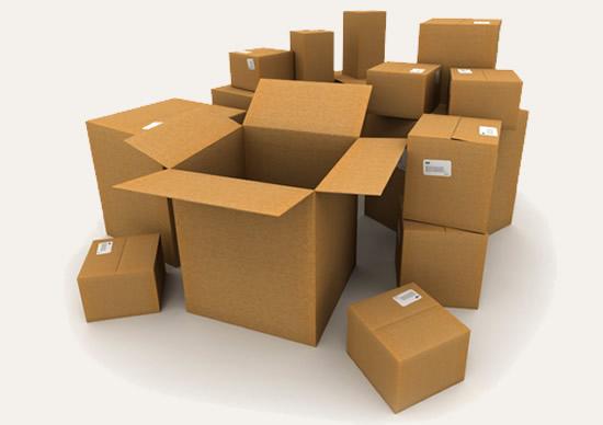 Produzione scatole americane Firenze